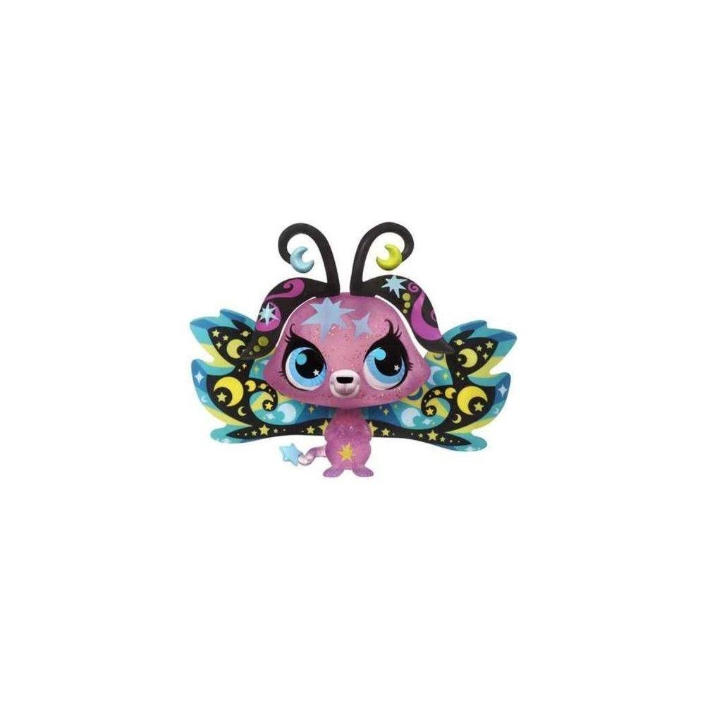 Littlest Pet Shop MOON SPARKLE WING FASHIONS Star Dusk Fairy #2860 by