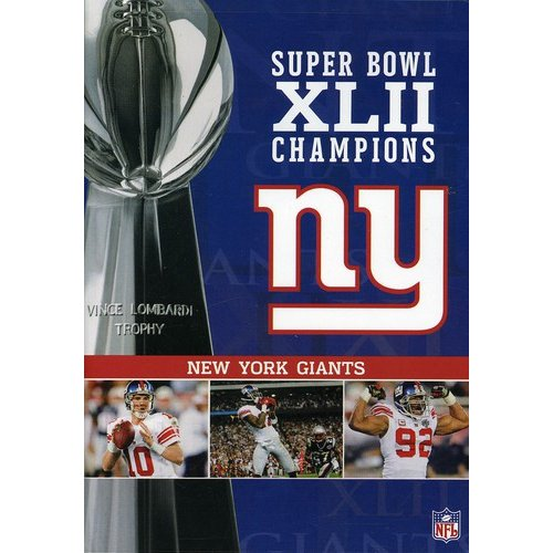 NFL: Super Bowl XLII Champions - New York Giants (Full Frame)