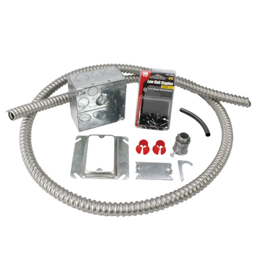 WarmlyYours Electrical Rough-in Kit without Conduit