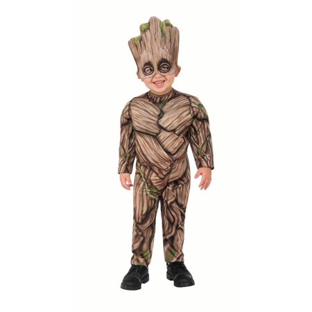 Guardians of the Galaxy Groot Toddler's Costume, - Groot Halloween Costume Baby