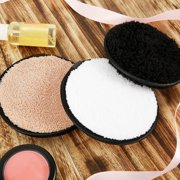 New Reusable Microfiber Cloth Soft Makeup Face Cleansing Pads Remover Towel