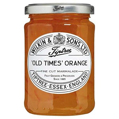 Marmalade 12 Ounce Jar (Tiptree 'Old Times' Orange Marmalade, 12 Ounce Jar 12 Ounce (Pack of 1) )
