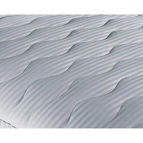 Simmons Beautyrest Beautyrest Cotton Sateen Stripe Mattress Pad by Overstock