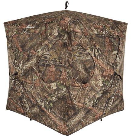 Ameristep Full Body Safety Harness - Ameristep Durashell Plus Shell Camouflage Silent Brickhouse Hunting Ground Blind