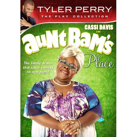 Tyler Perry's Aunt Bam's Place - Tyler Perry Boo A Madea Halloween Movie