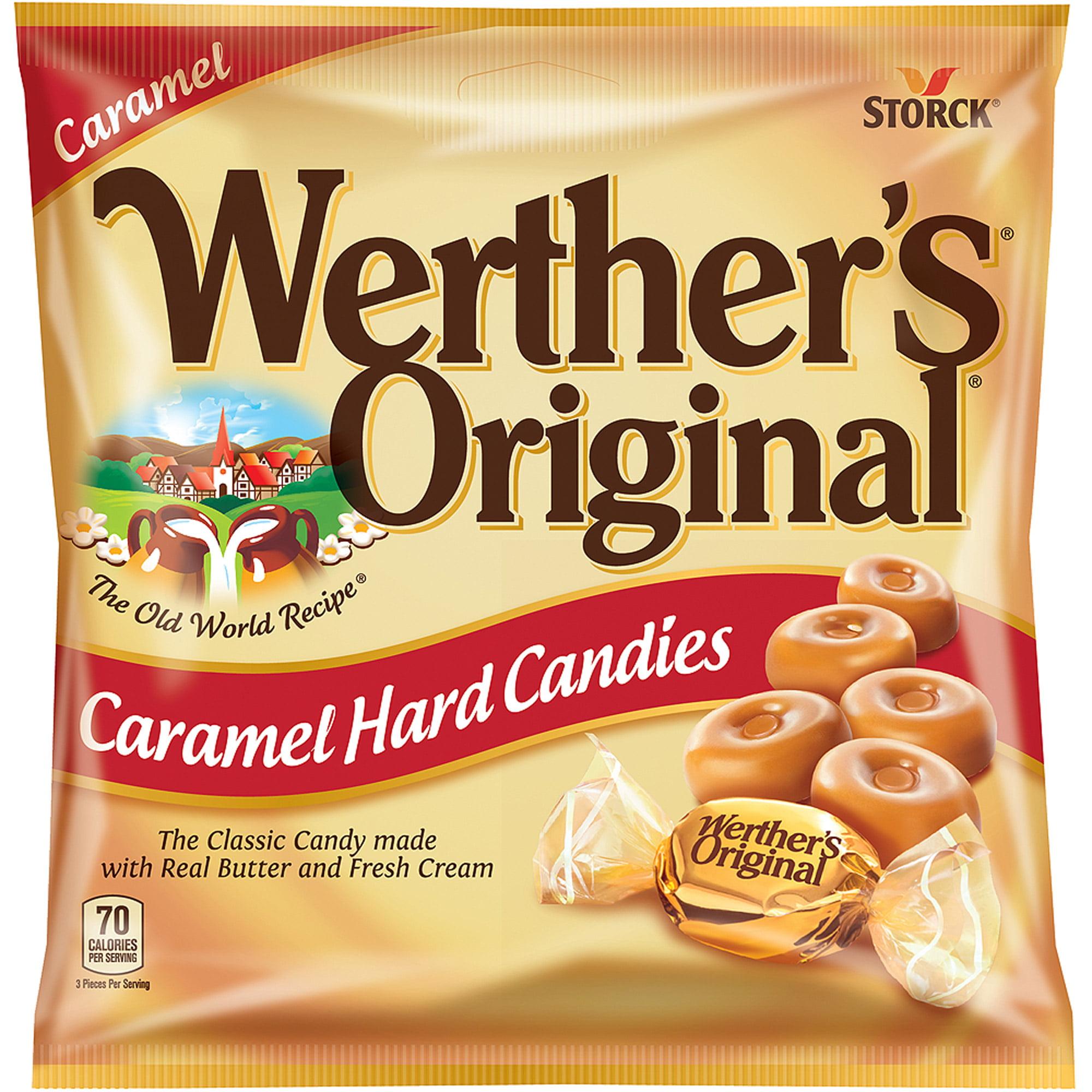 Werther's Original Hard Candies Candy, 5.5 oz