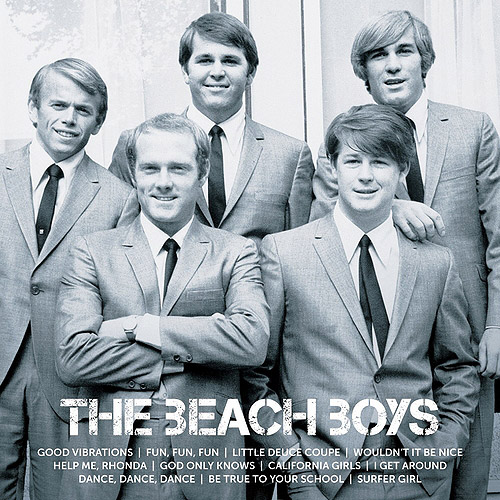 Icon Series: The Beach Boys