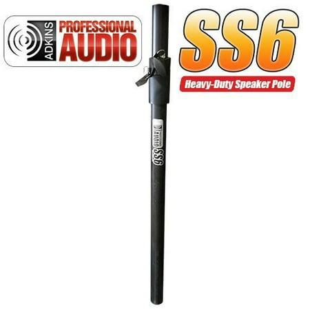 - Adjustable Subwoofer Speaker Pole by Adkins Pro Audio