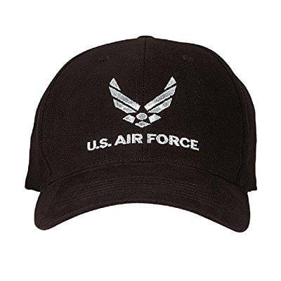 US Air Force Low Profile Baseball Cap - Walmart.com b55f65c8cfb