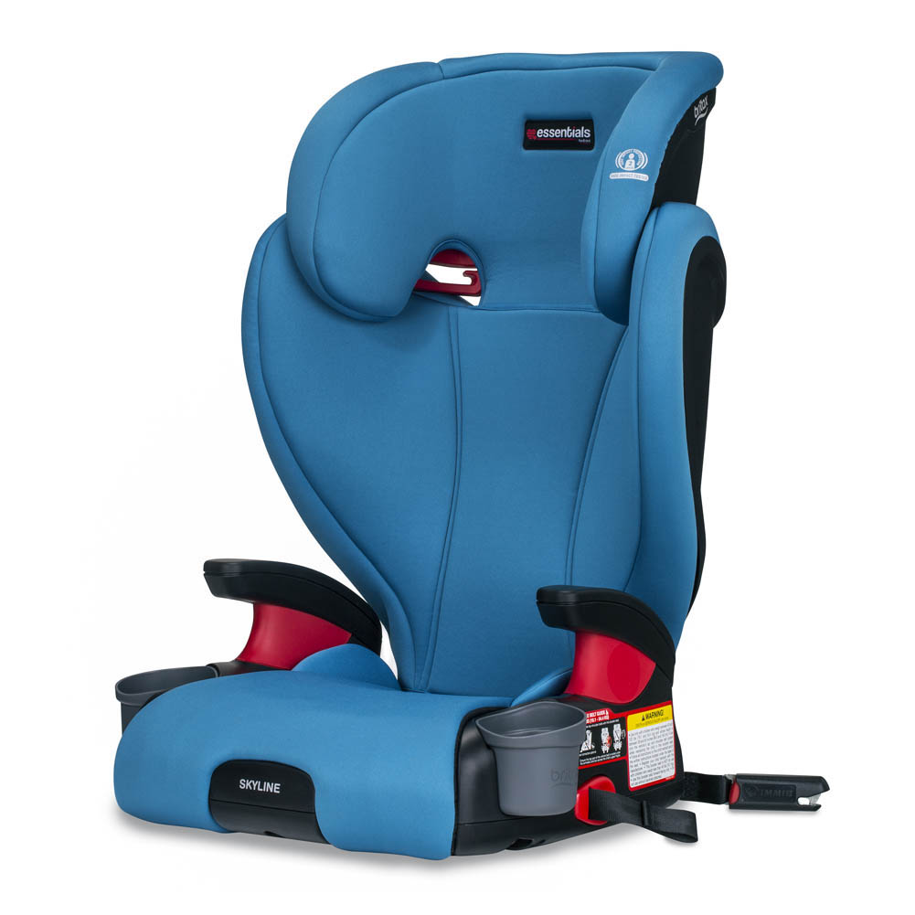 Britax Essentials Skyline Booster Car Seat - Teal ...