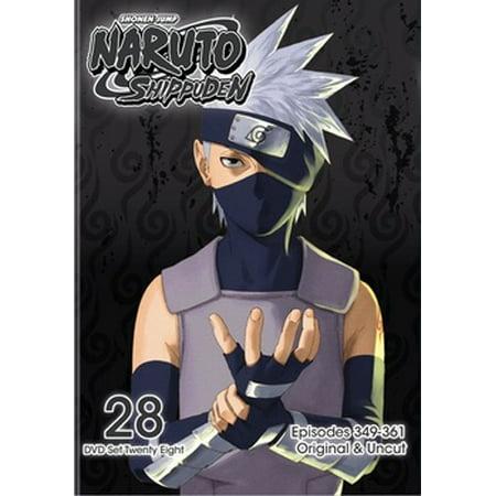 Naruto Shippuden: Box Set 28 (DVD)