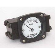 MIDWEST INSTRUMENT 140-AA-00-OO-30P Pressure Gauge,0 to 30 psi