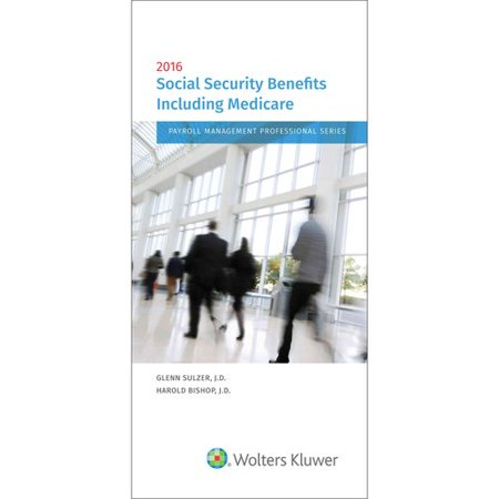 Social Security Benefits Including Medicare 2016