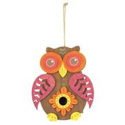Red Carpet Studios Birdhouse Owl