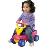 Fisher-Price 2-in-1 Wagon Rider Ride-On, Girls'