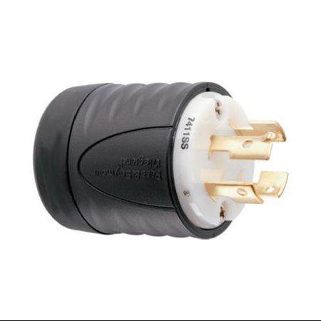 20a Locking Plug, Pass & Seymour, 7411SS