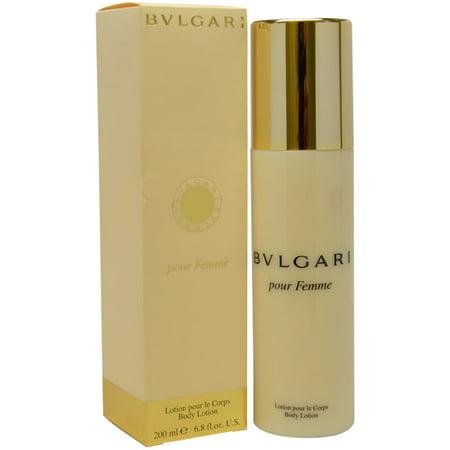 Bvlgari - Bvlgari Pour Femme Scented Women s 6.8-ounce Creamy Body Lotion -  Walmart.com 26969ad6e61