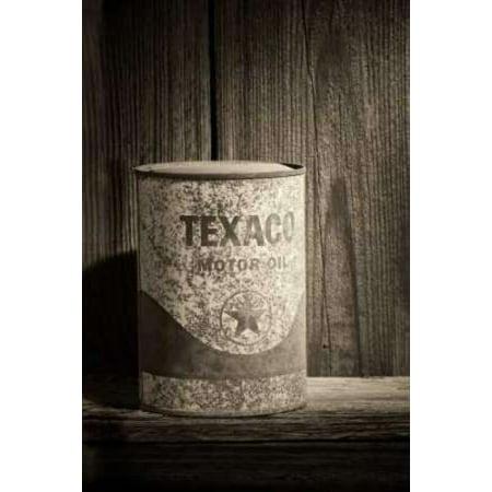 Texaco Star Canvas Art - C Thomas McNemar (24 x 36)