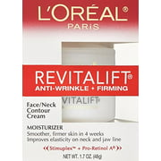 Best Face Firming Creams - L'Oreal Paris RevitaLift Anti-Wrinkle + Firming Face Review