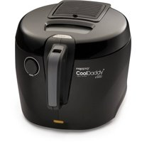 Presto CoolDaddy Elite Cool-Touch Electric Deep Fryer