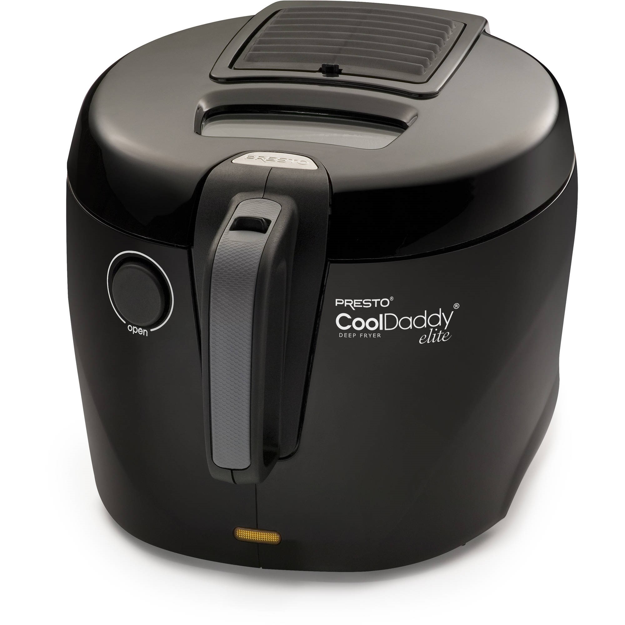 Presto CoolDaddy® Elite cool-touch electric deep fryer