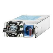 HPE - Power supply - hot-plug / redundant (plug-in module) - Common Slot - 80 PLUS Platinum - AC 100-240 V - 460 Watt