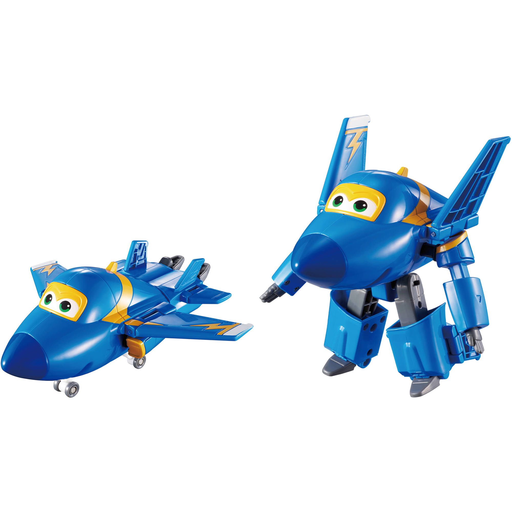 Super Wings Tranforming Jerome