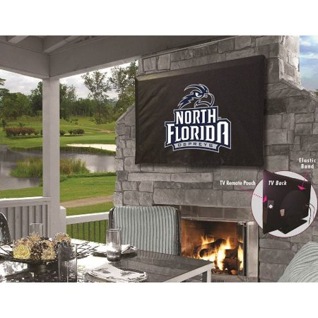 NCAA Outdoor TV Cover by Holland Bar Stool, 46'' x 28'' - North Florida (Osprey Porter 46 Travel Pack)