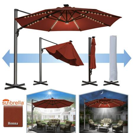 Sunrise Umbrella U212-350-Henna