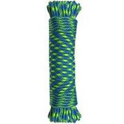 "SecureLine 5/32"" x 50' Blue/Yellow 150-Nylon Paracord, Military Grade"