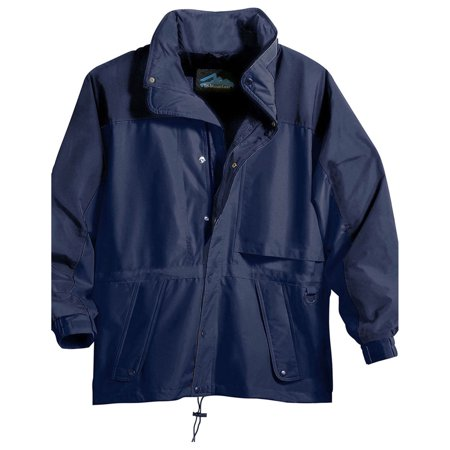 Tri-Mountain Men's Big And Tall Waterproof Parka ()
