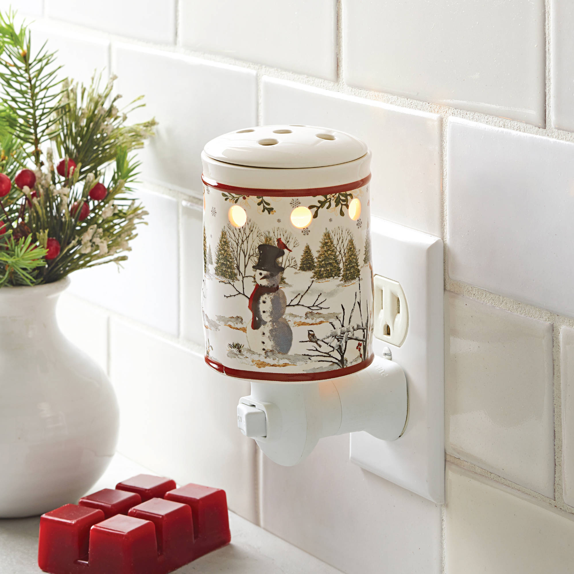 Better Homes & Gardens Heritage Accent Wax Warmer