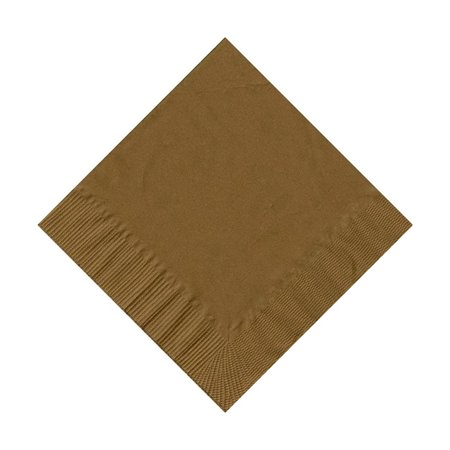 Golf Cocktail Napkins (200 -  (4 Pks of 50) 2 Ply Plain Solid Colors Beverage Cocktail Napkins Paper -)