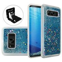[Samsung Galaxy S8] Case, Slim & Flexible Anti-shock Hybrid Case