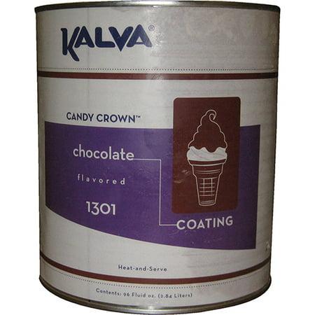 Chocolate Cone Dip, 10 lb