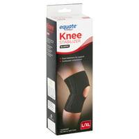 Equate Elastic Knee Stabilizer, L/XL