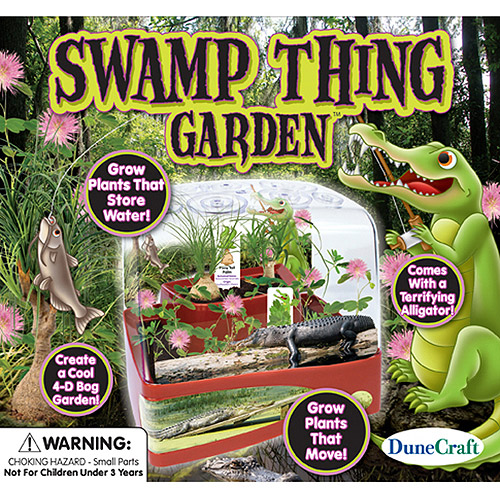 DuneCraft Swamp Thing Garden