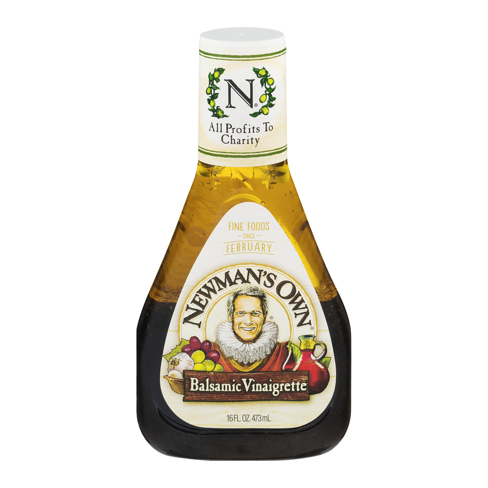 Newman's Own Balsamic Vinaigrette, 16.0 FL OZ