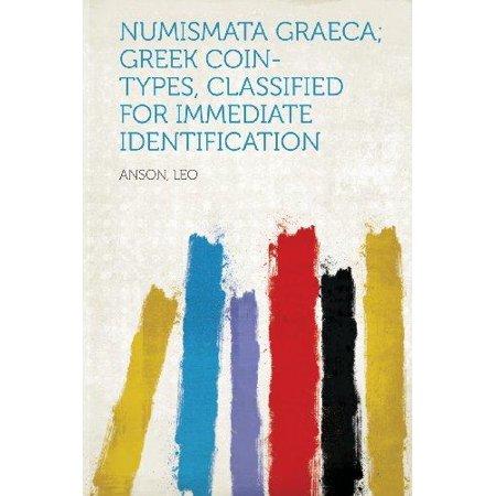 Numismata Graeca  Greek Coin Types  Classified For Immediate Identification