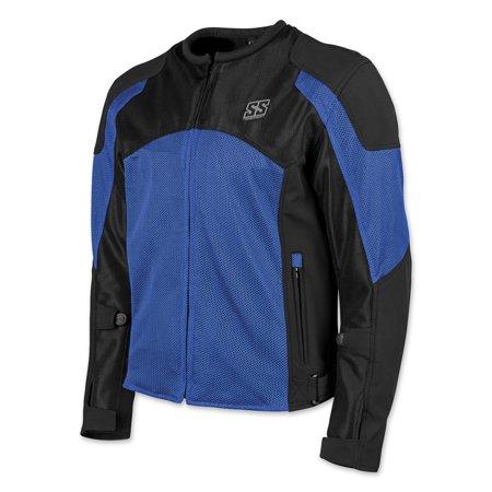 Speed Mesh Jacket - Speed and Strength Men's  Men's Midnight Express Mesh Jacket