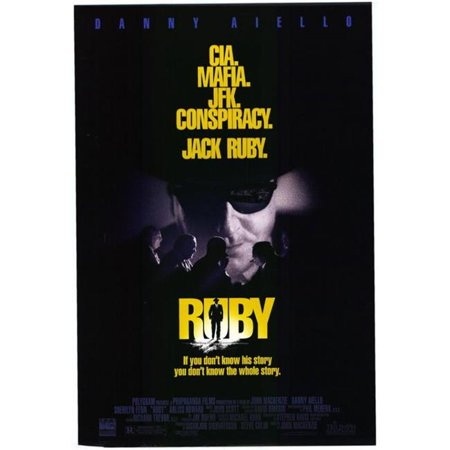 Posterazzi MOVEF8398 Ruby Movie Poster - 27 x 40 in. - image 1 of 1