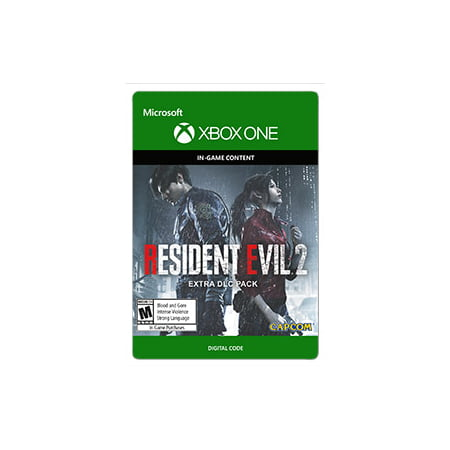 Resident Evil 2 Extra DLC, Capcom, Xbox One, [Digital