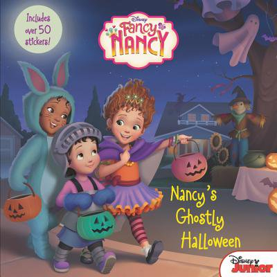 Fancy Nancy: Nancy's Ghostly Halloween (Paperback) (Halloween Stories For Teens)