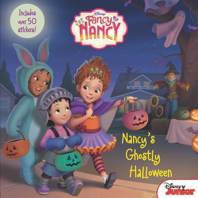Fancy Nancy: Nancy's Ghostly Halloween (Paperback) for $<!---->
