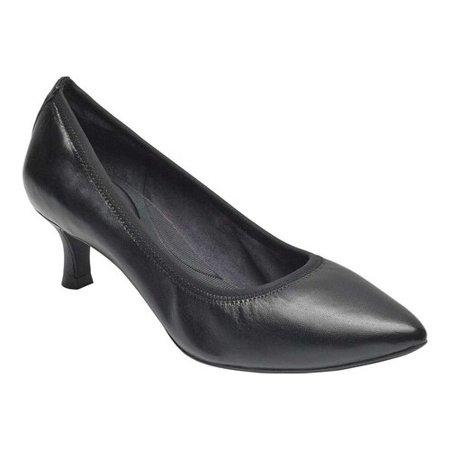 Women's Rockport Total Motion Kaiya Pump Plaid Creeper Shoe