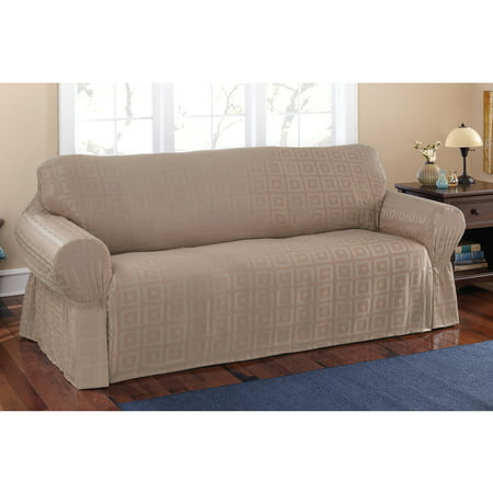 Mainstays Sherwood Slipcover Sofa