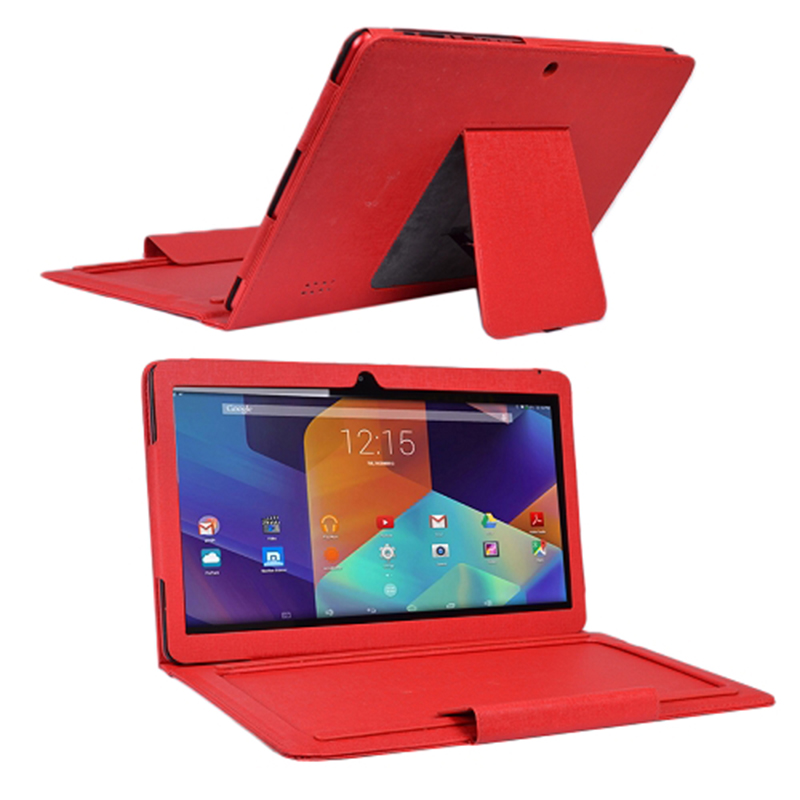 NUVISION 13.3-inch Tablet Case Cover PU Leather with Magnetic Closure Protective