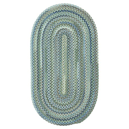 Manchester Oval Braided Area Rug