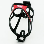 Q2 Resin Sport Water Bottle Cage 28Gr Black