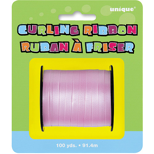 Curling Ribbon, Lavender, 100 yd, 1ct